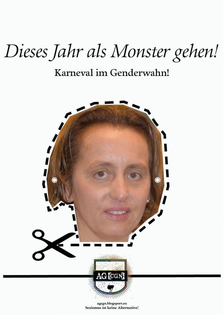 Beatrix von Storch, Genderwahn, Karnevall, Emanzipation, Frauenrechte, Homosexuelle, Bibel, Geschichtsrevisionsmus, deutsche Schule, AfD